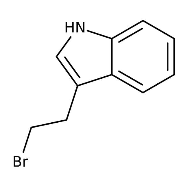 3-(2-Bromoethyl)indole, 95%, ACROS Organics™