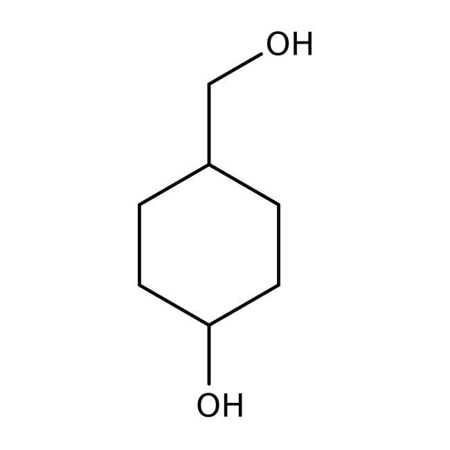 4-(Hydroxymethyl)cyclohexanol (cis- and trans- mixture) 98.0+%, TCI America™
