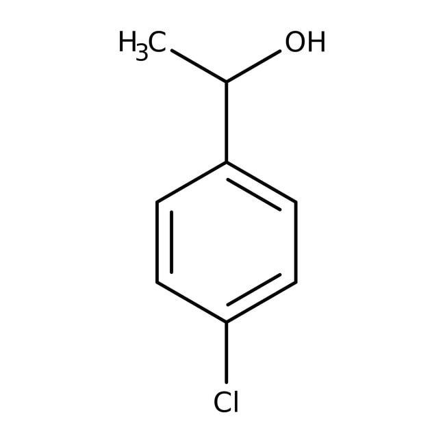 1-(4-chlorophenyl)ethanol, 98%, ACROS Organics™
