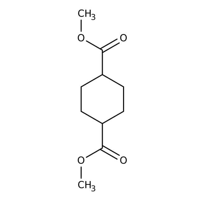 Dimethyl trans-1,4-cyclohexanedicarboxylate, 99+%, ACROS Organics™