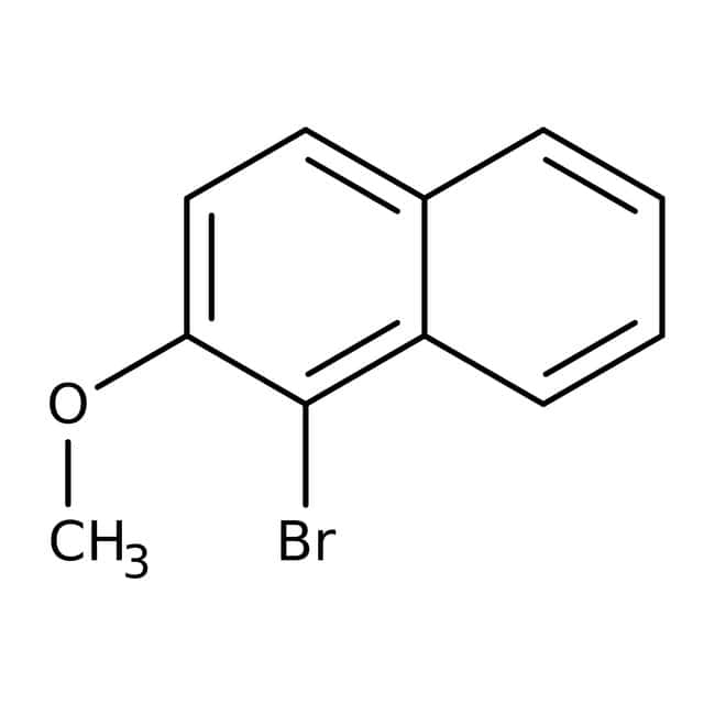 Alfa Aesar™1-Bromo-2-methoxynaphthalene, 97%