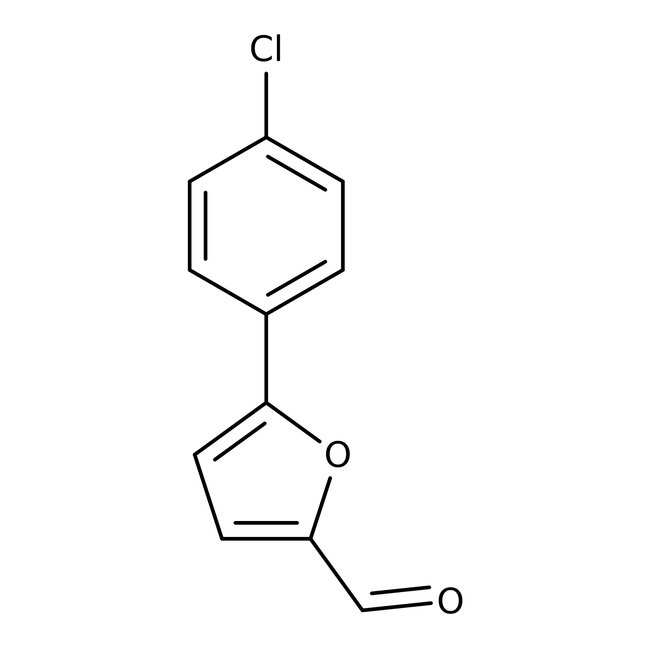 5-(4-Chlorophenyl)furfural, 95+%, Acros Organics