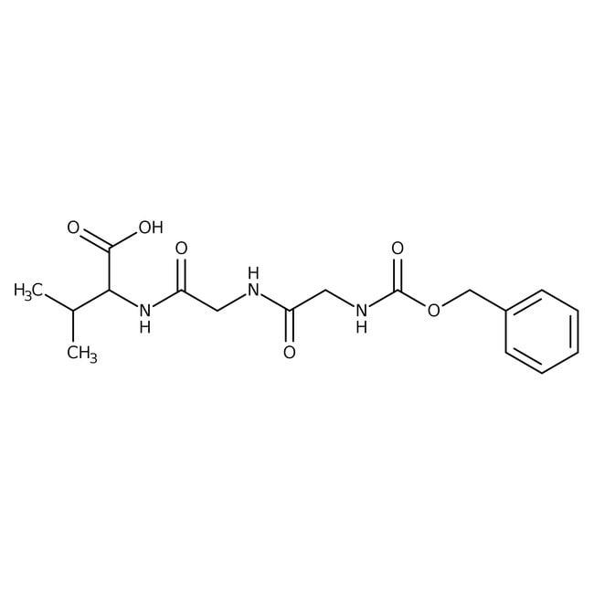 Alfa Aesar™N-(Benzyloxycarbonyl)glycylglycyl-L-valine, 97%