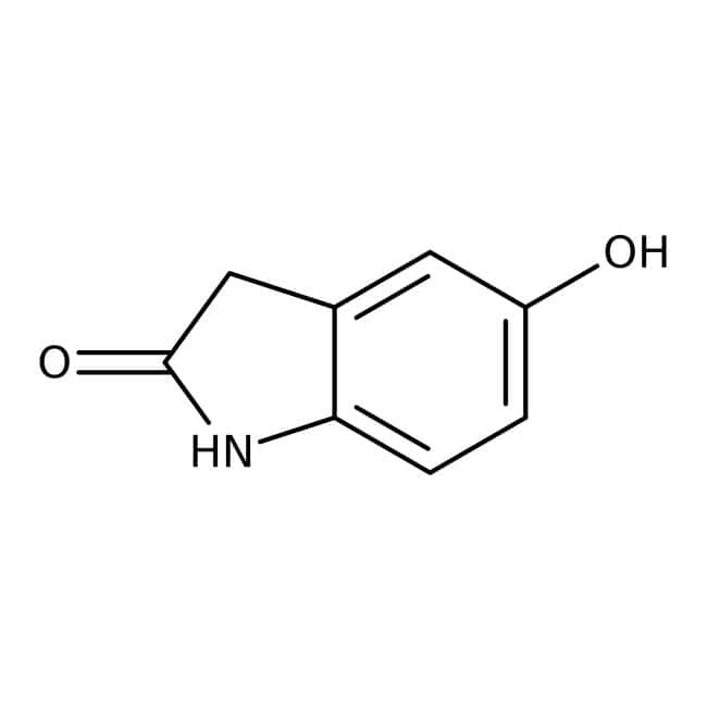 5-Hydroxyoxindole, 96%, ACROS Organics™ 1g 5-Hydroxyoxindole, 96%, ACROS Organics™