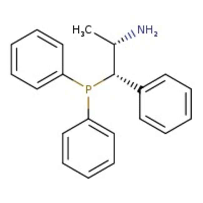 Alfa Aesar™(S,S)-(+)-2-Amino-1-Phenylpropyldiphenylphosphin, 97+% 250mg Alfa Aesar™(S,S)-(+)-2-Amino-1-Phenylpropyldiphenylphosphin, 97+%