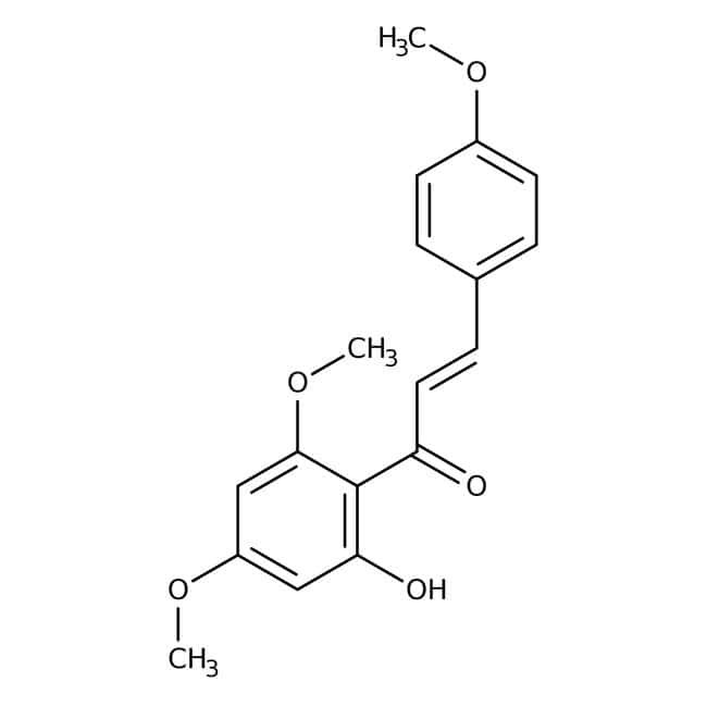 2 -Hydroxy-4,4 ,6 -trimethoxychalcone 98.0 %, TCI America