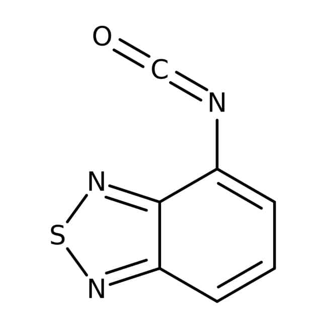 2,1,3-Benzothiadiazol-4-yl isocyanate, 97%, Maybridge™
