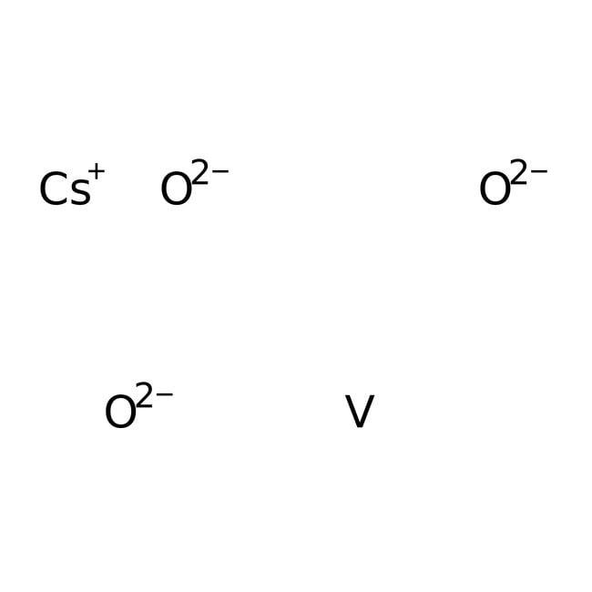Alfa Aesar™Orthovanadate de césium, 99,9% (base métallique) 10g Alfa Aesar™Orthovanadate de césium, 99,9% (base métallique)