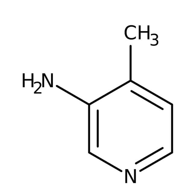 3-Amino-4-methylpyridine, 97%, ACROS Organics