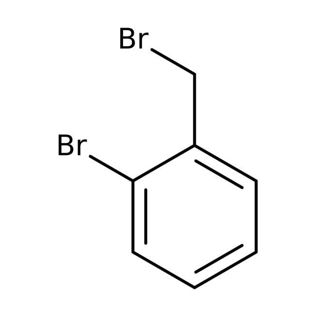 Alfa Aesar™Bromuro 2-bromobencílico, 98% 250g Alfa Aesar™Bromuro 2-bromobencílico, 98%