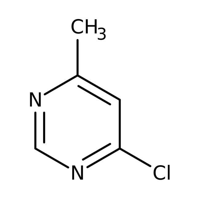4-Chloro-6-methylpyrimidine, 95%, ACROS Organics™