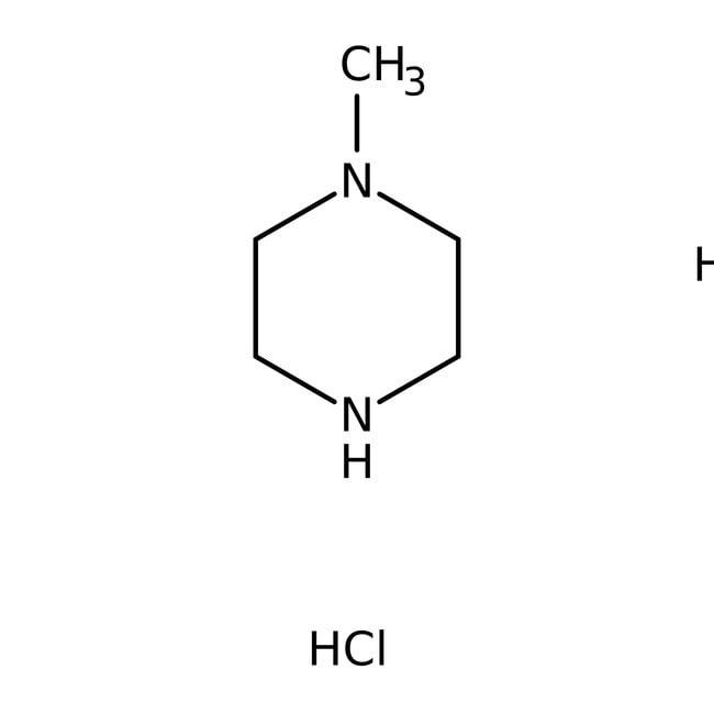 Alfa Aesar™1-Methylpiperazine dihydrochloride, 98%