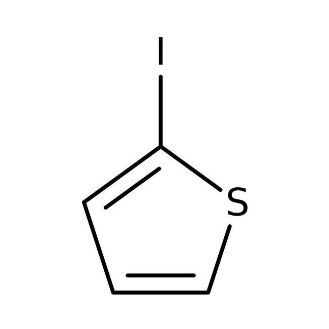 2-Iodthiophen, 98%, Acros Organics™ 10ml-Glasflasche Aryl iodides