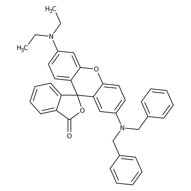 2 -(Dibenzylamino)-6 -(diethylamino)fluoran 98.0 %, TCI America