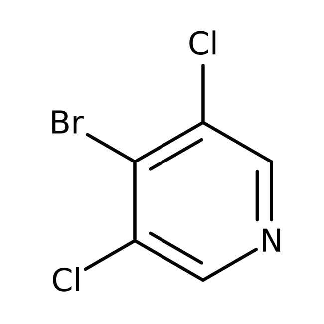 Alfa Aesar™4-Bromo-3,5-dichloropyridine, 95% 5g Alfa Aesar™4-Bromo-3,5-dichloropyridine, 95%