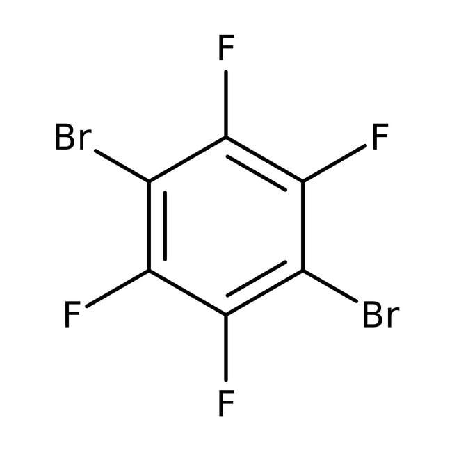Alfa Aesar  1,4-Dibromotetrafluorobenzene, 99%