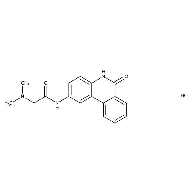 PJ 34 hydrochloride, Tocris Bioscience™ 10mg PJ 34 hydrochloride, Tocris Bioscience™