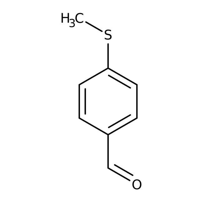 4-(Methylthio)benzaldehyde, 97%, ACROS Organics