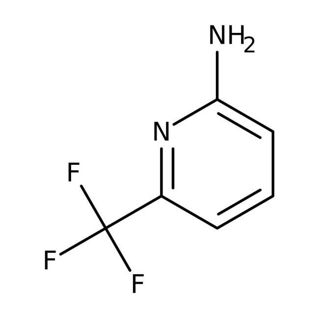Alfa Aesar  2-Amino-6-(trifluoromethyl)pyridine, 98+%