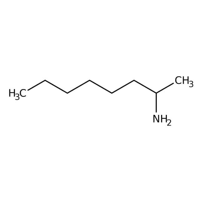 (R)-2-Aminooctane, 95%, 98% e.e., ACROS Organics
