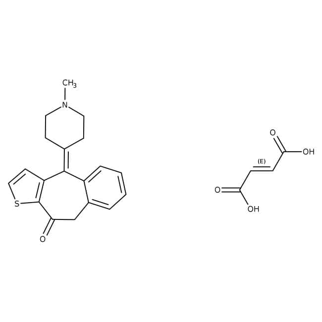 Ketotifen Fumarate 98.0+%, TCI America™