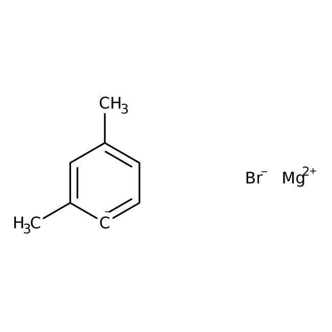 Bromure de 2,4-diméthylphénylmagnésium, solution 0,5M dans THF, AcroSeal™, Acros Organics 50 ml ; flacon en verre AcroSeal Composés organiques - de Diméthylphénylc à Diméthylthia