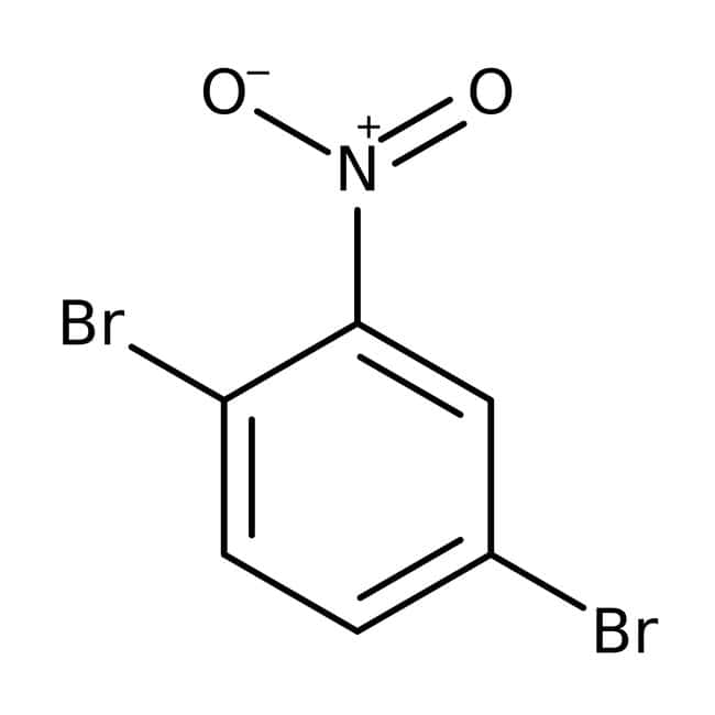 2,5-Dibromonitrobenzene, 97%, ACROS Organics™