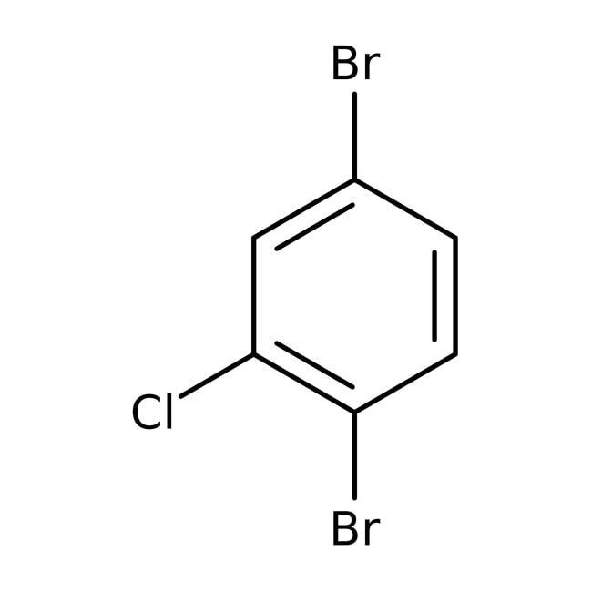 1-Chloro-2,5-dibromobenzene, 99+%, ACROS Organics™