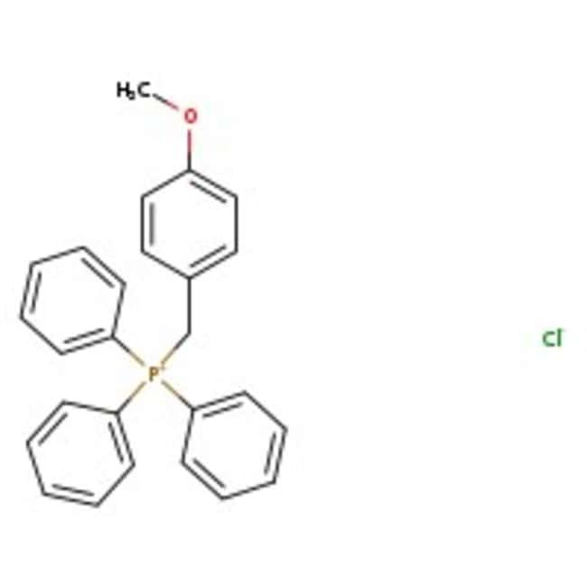 (4-Methoxybenzyl)triphenylphosphonium chloride, 98%, ACROS Organics