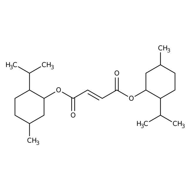 (-)-Dimenthyl fumarate, 95%, ACROS Organics