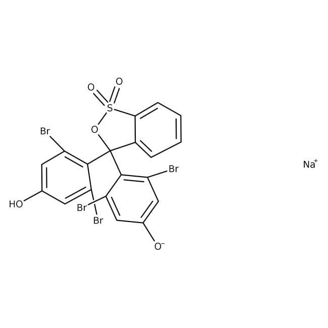 Bromophenol Blue, Water Soluble, ACS, Spectrum