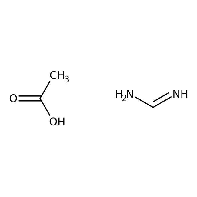 Formamidine acetate, 99%, ACROS Organics™