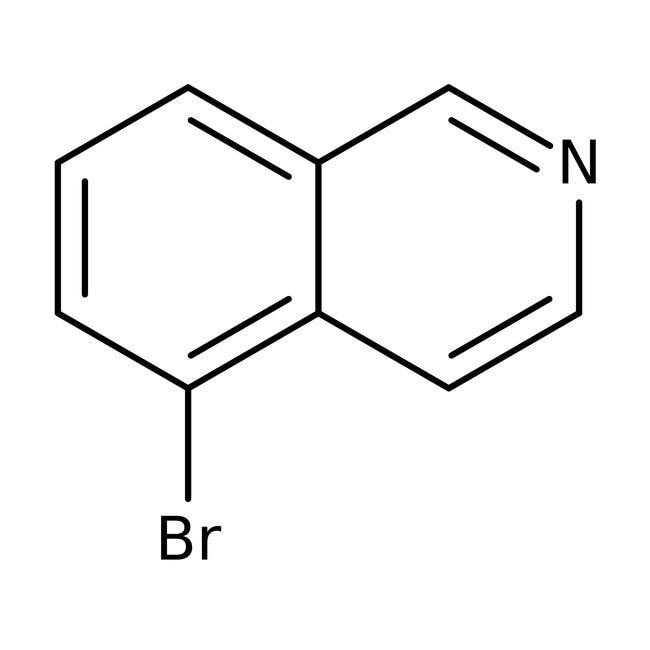 5-Bromoisoquinoline, 97%, ACROS Organics