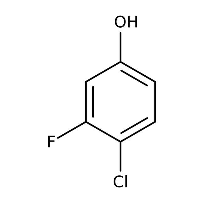 4-Chloro-3-fluorophenol, 98%, ACROS Organics™