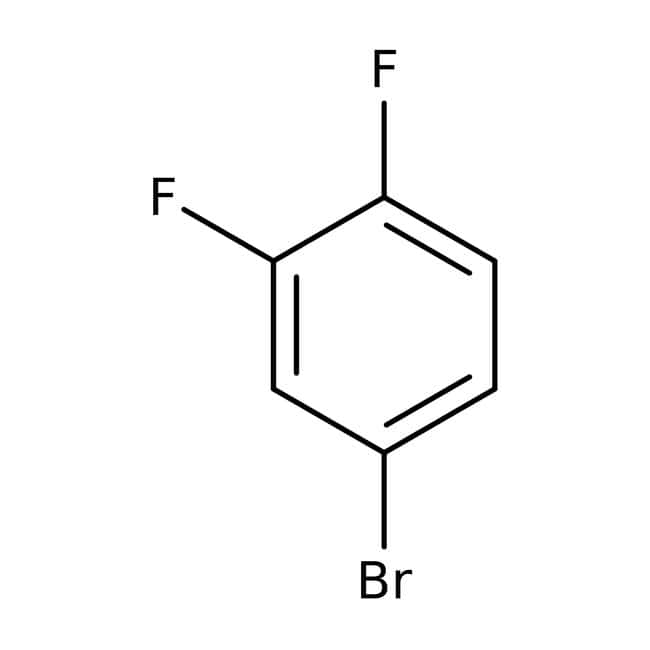 1-bromo-3,4-difluorobenzène, 98 %, ACROS Organics™: Halobenzenes Benzene and substituted derivatives