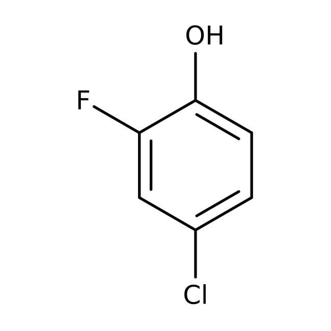 Alfa Aesar™4-Chloro-2-fluorophenol, 98%