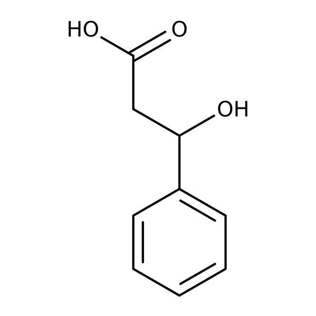 3-Hydroxy-3-phenylpropionic Acid 98.0 %, TCI America