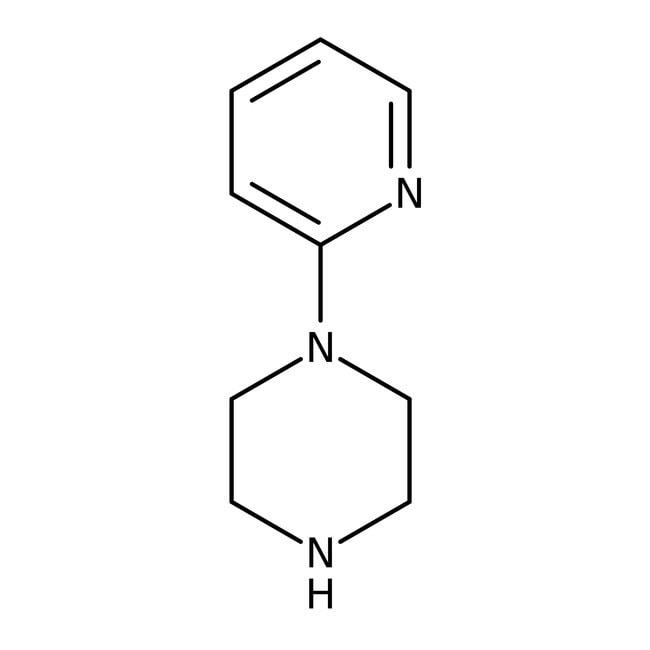 1-(2-Pyridyl)piperazine 98.0 %, TCI America