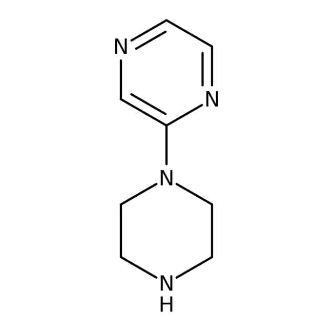 1-(2-Pyrazinyl)piperazine, 98%, ACROS Organics™
