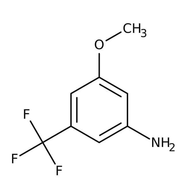 3-Methoxy-5-(trifluoromethyl)aniline 98.0+%, TCI America™