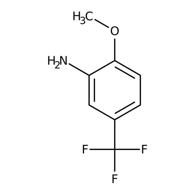 2-Methoxy-5-(trifluoromethyl)aniline 98.0+%, TCI America™