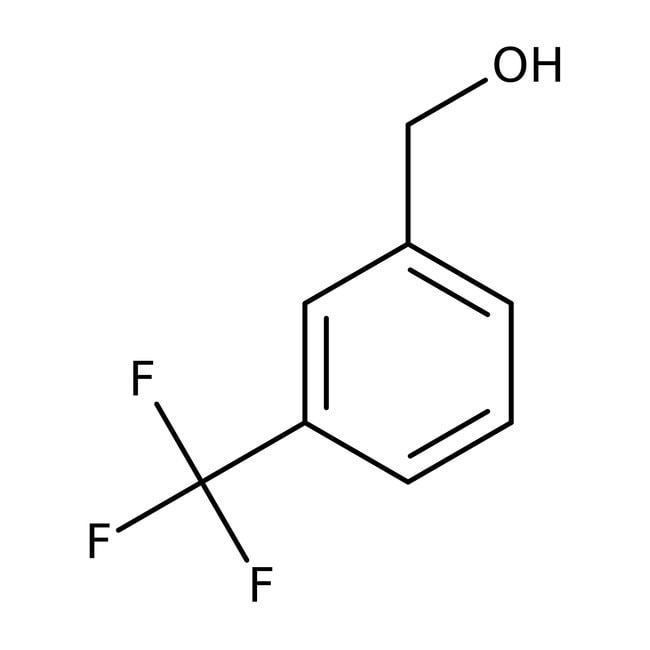 3-(Trifluoromethyl)benzyl alcohol, 98+%, ACROS Organics