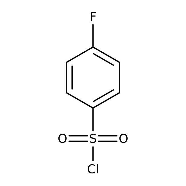 4-Fluorobenzenesulfonyl chloride, 98%, ACROS Organics™