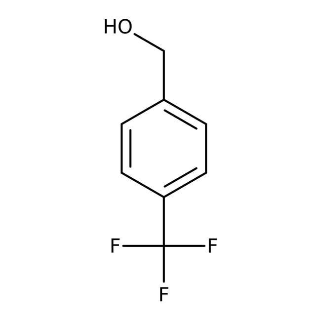 4-(Trifluoromethyl)benzyl alcohol, 99%, ACROS Organics