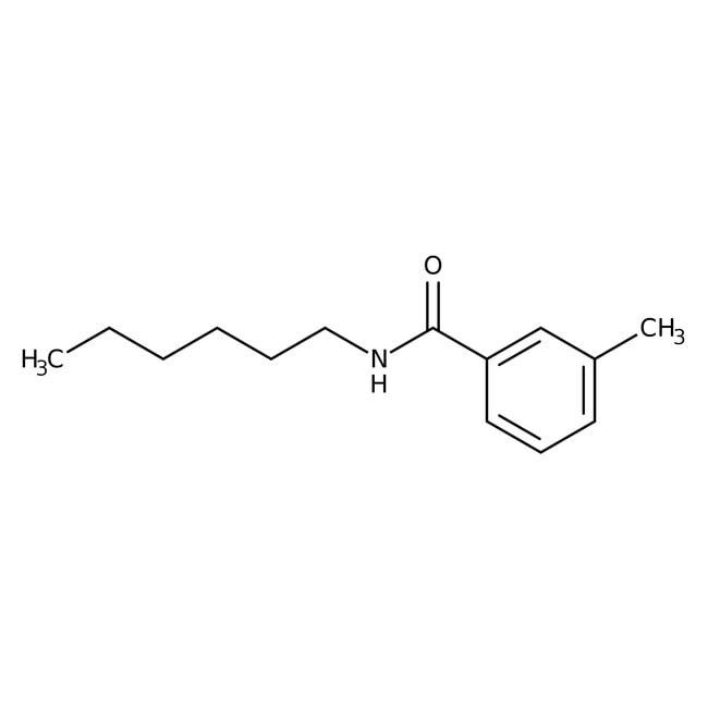Alfa Aesar™N-n-Hexyl-3-methylbenzamide, 97% 1g Alfa Aesar™N-n-Hexyl-3-methylbenzamide, 97%