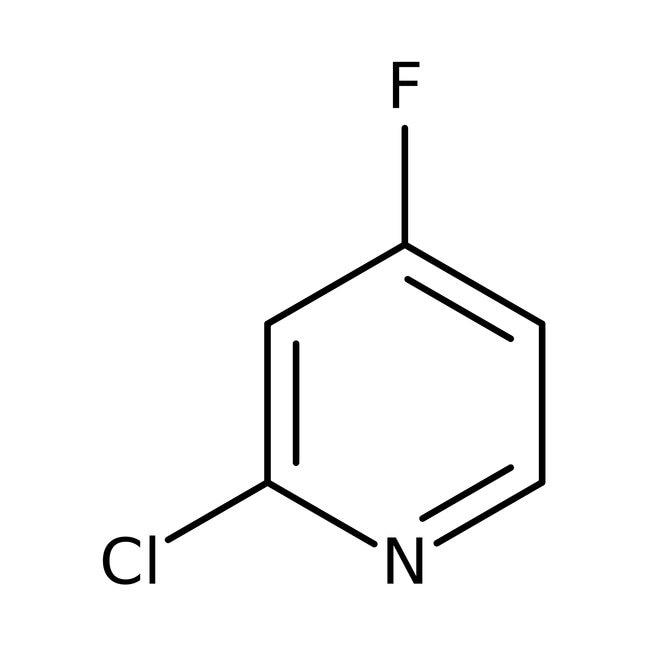 2-Chloro-4-fluoropyridine, 97%, ACROS Organics™