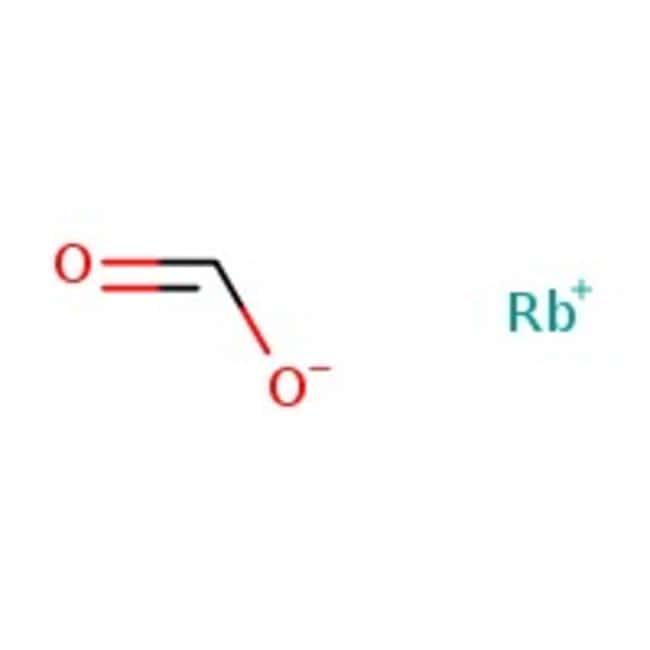Alfa Aesar  Rubidium formate hydrate, 99.8% (metals basis)