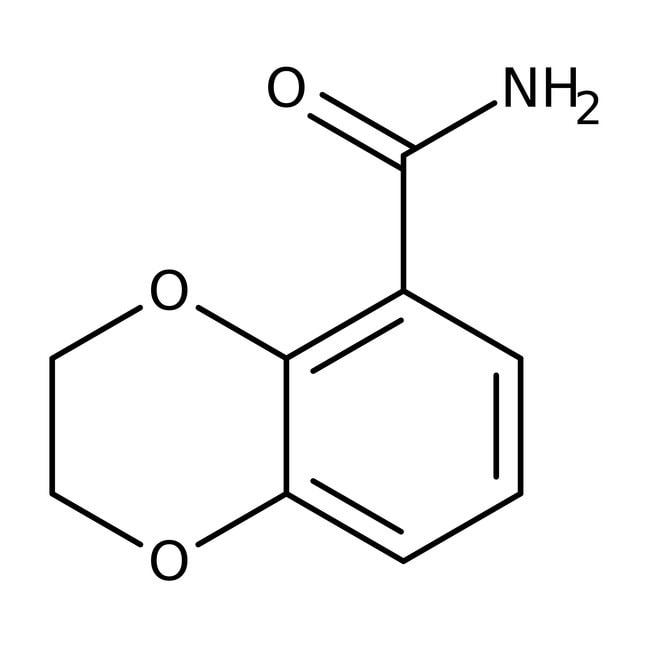 2,3-Dihydro-1,4-benzodioxine-5-carboxamide, 97%, Maybridge™