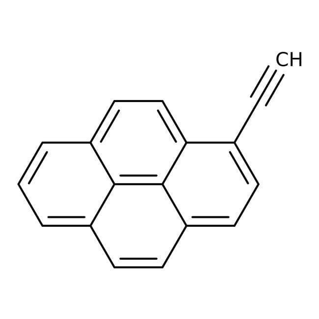 Alfa Aesar™1-Ethynylpyrène, 96 % 5g Alfa Aesar™1-Ethynylpyrène, 96 %