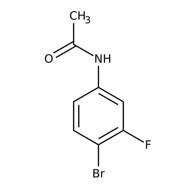 Alfa Aesar™™4'-Bromo-3'-fluoroacetanilida Alfa Aesar, 98 % 10g Alfa Aesar™™4'-Bromo-3'-fluoroacetanilida Alfa Aesar, 98 %